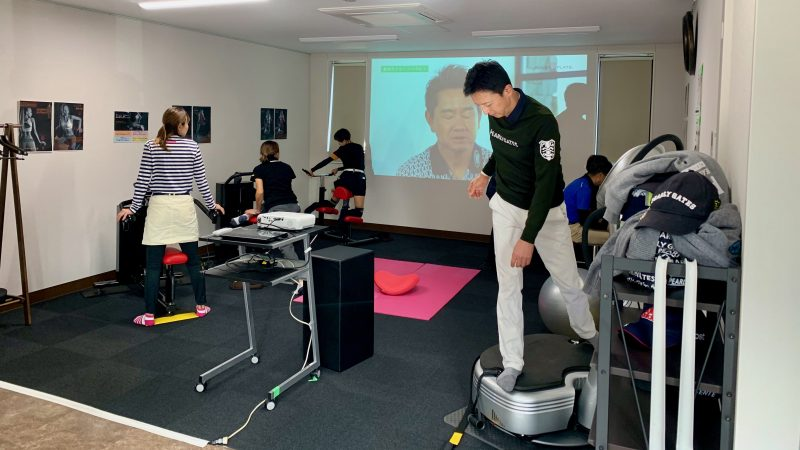 GEN-TENゴルフコースレッスンDC朝霧CCアカデミーの写真