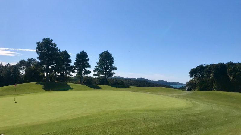 GEN-TENゴルフコースレッスン浜島CCグリーンの写真