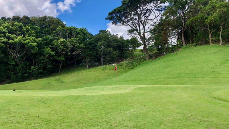 GEN-TENゴルフコースレッスン浜島CCアプローチエリアの写真