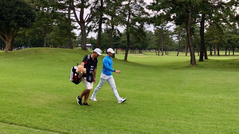 GEN-TENゴルフコースレッスンZOZOチャンピオンシップマキロイの写真