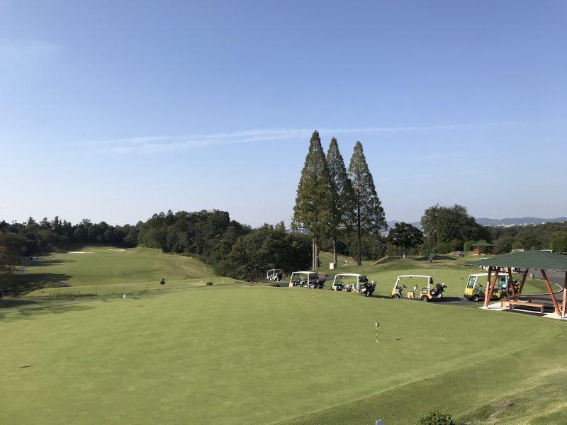 ウッドフレンズ森林公園ゴルフ場
