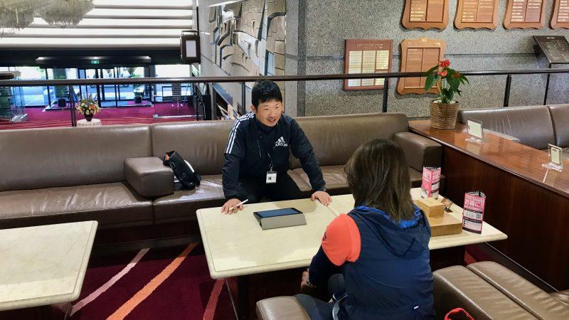 GEN-TENゴルフコースレッスン六甲CCカウンセリングの写真