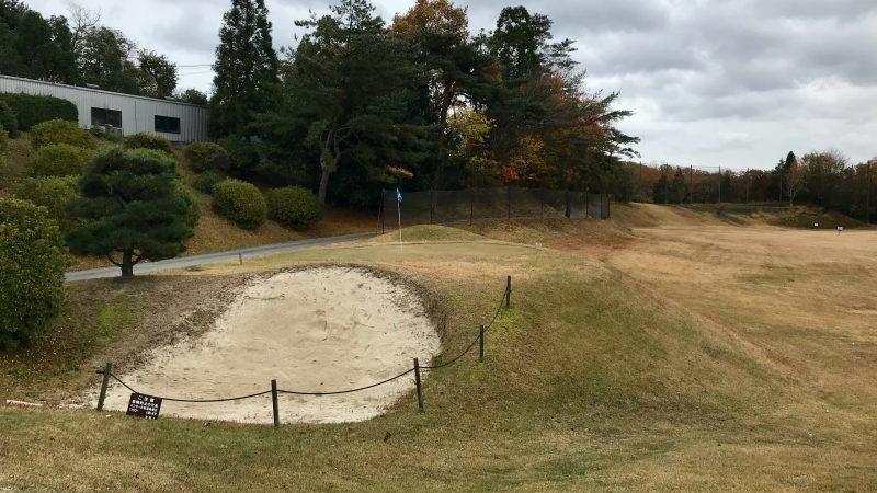 GEN-TENゴルフコースレッスン千刈CCバンカー練習場の写真