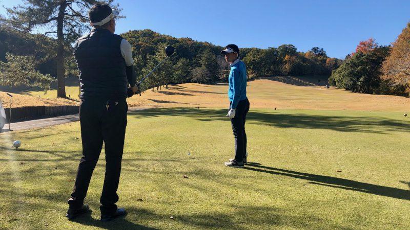 GEN-TENゴルフコースレッスン飯能パークCCハーフラウンドの写真