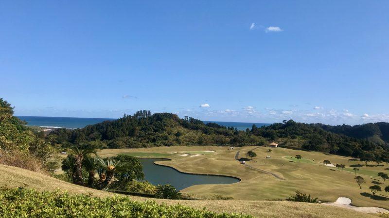 GEN-TENゴルフコースレッスン宮崎強化合宿青島GCの写真