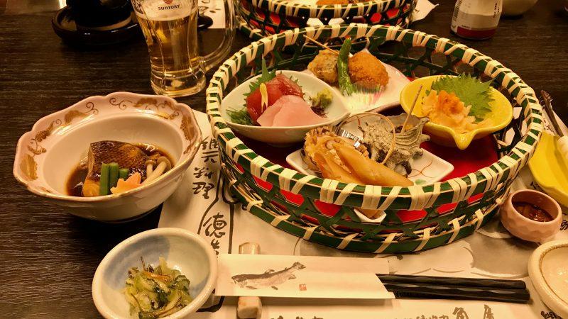 GEN-TENゴルフコースレッスン稲取GCコース料理の写真