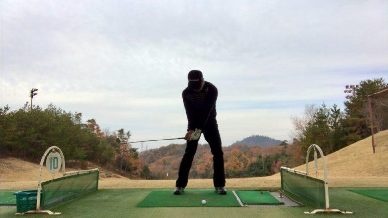 GEN-TENゴルフコースレッスンラグハーフウェイダウンの写真