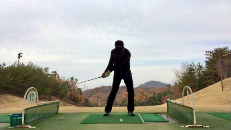 GEN-TENゴルフコースレッスンアーリーリリースハーフウェイダウンの写真