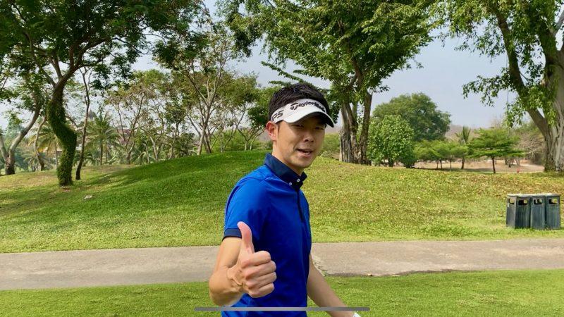 GEN-TENゴルフコースレッスンスプリングフィールドロイヤルCC井上コーチの写真