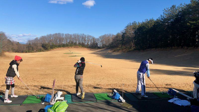 GEN-TENゴルフコースレッスンビギナーレッスンドライビングレンジの写真
