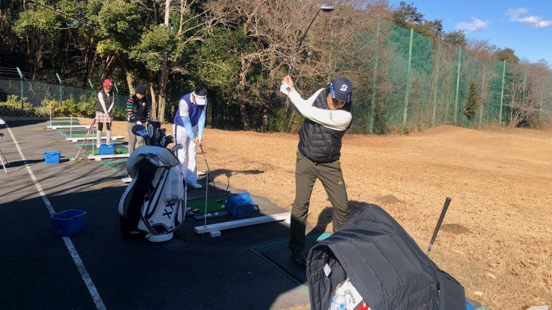 GEN-TENゴルフコースレッスンビギナーレッスンロングゲームの写真②