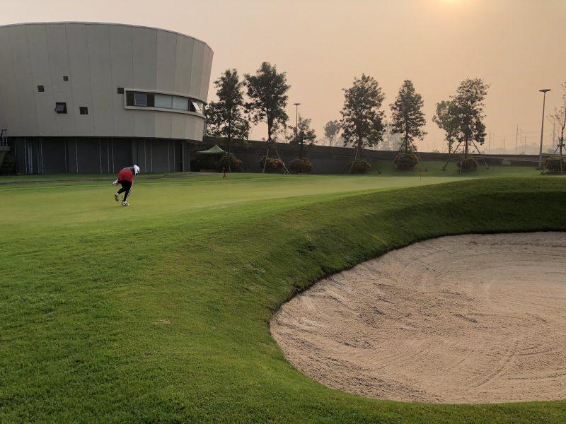 タイゴルフ合宿