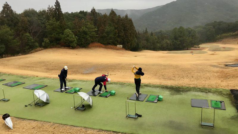 GEN-TENゴルフコースレッスンDC近鉄浜島CC朝練の写真