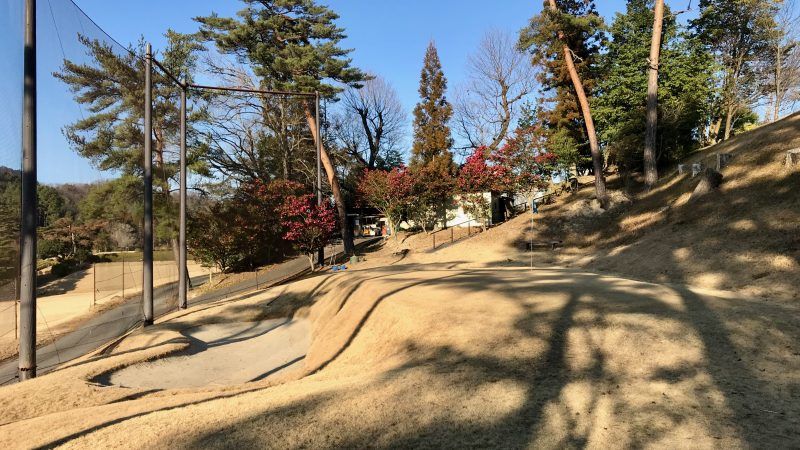 GEN-TENゴルフコースレッスン千刈CCアプローチエリアの写真
