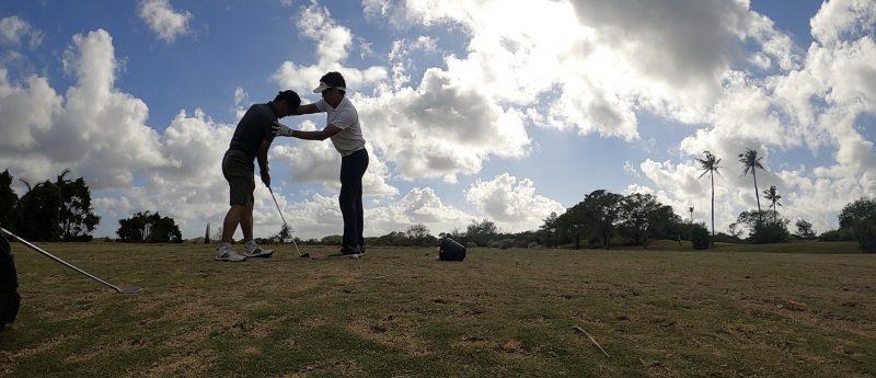 グアムのゴルフ