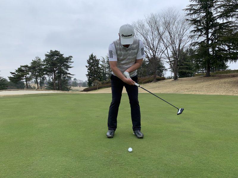 ゴルフ パッティング 基本