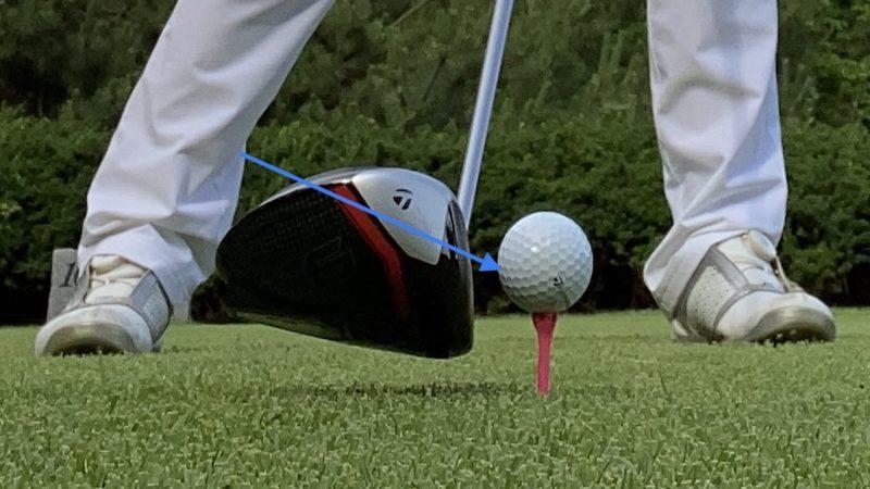 ゴルフ 飛距離アップ