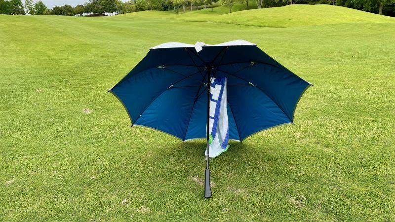 GEN-TENコースレッスン雨ゴルフタオル傘