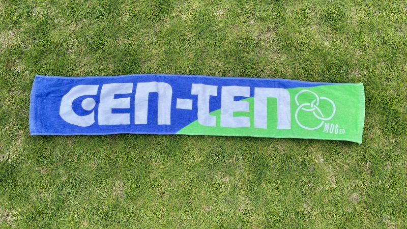 GEN-TENコースレッスン雨ゴルフタオル